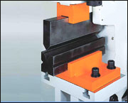 Multi-vee Press brake