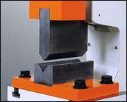Single-vee Press brake
