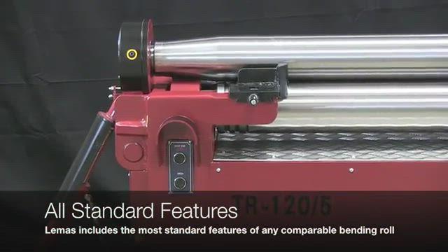 LEMAS 3-Roll Plate Rolls – Quick Link